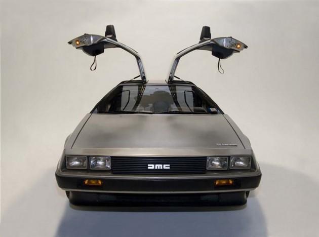 National-Motor-Museum-DeLorean
