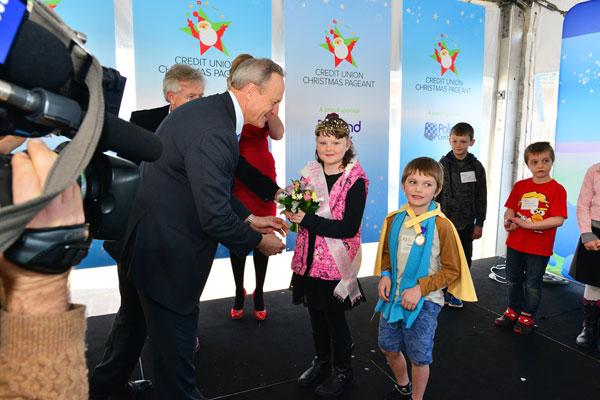 junior-royals-2015 credit union christmas pageant