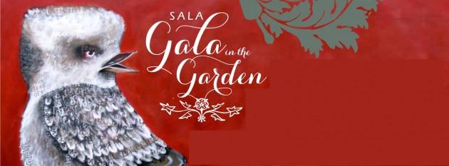 Sala Gala in the Garden