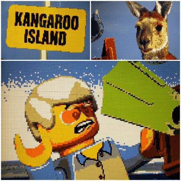 Lego Stops - Ben Teoh LEGO KI