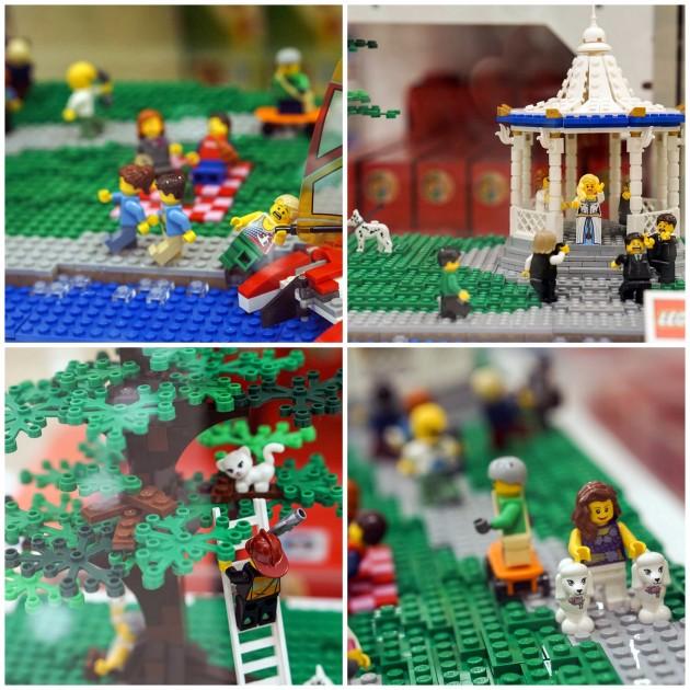 Lego Stops - Ben Teoh LEGO Elder