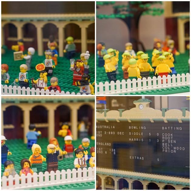 Lego Stops - Ben Teoh LEGO Oval