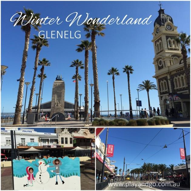 winter wonderland glenelg 2015