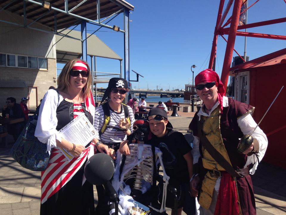 Pirates of Port Adelaide | International Talk Like a Pirate Day | 19 u0026 20 Sep 2015 - Whatu0027s on for Adelaide Families u0026 Kids & Pirates of Port Adelaide | International Talk Like a Pirate Day | 19 ...