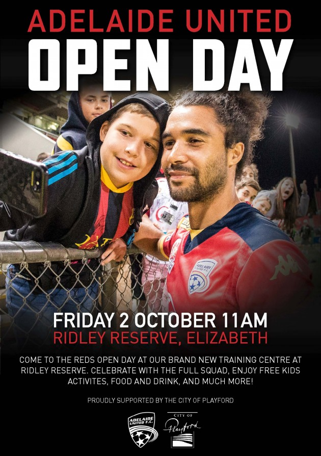 AUFC open day for web