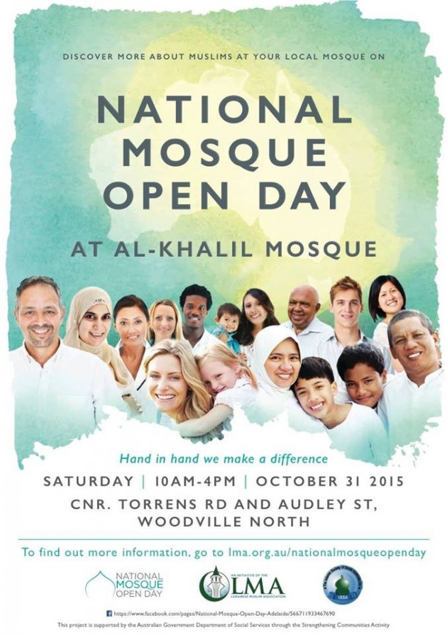 National Mosque Open Day