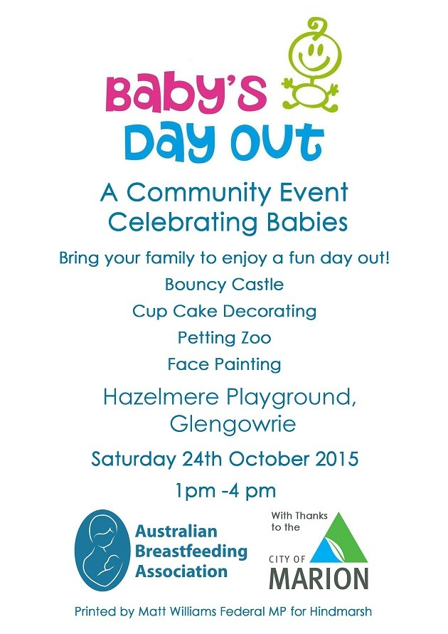 Karlas Babys Day Out 2015 A4