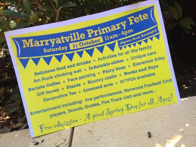 Marryatville PS Fete
