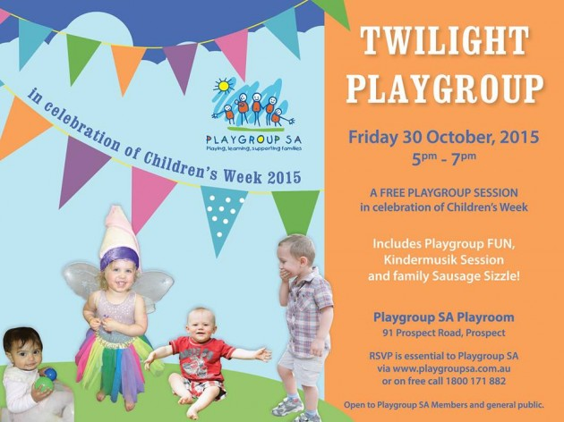 Twilight playgroup