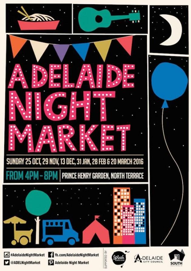 adelaide night market 2015 2016
