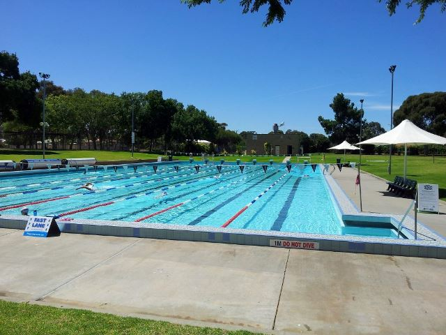 Marion outdoor swimming centre open day 22 nov 2015 for Outdoor pools open