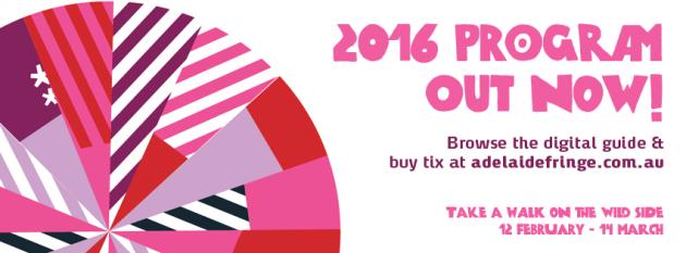 Adelaide Fringe Festival 2016