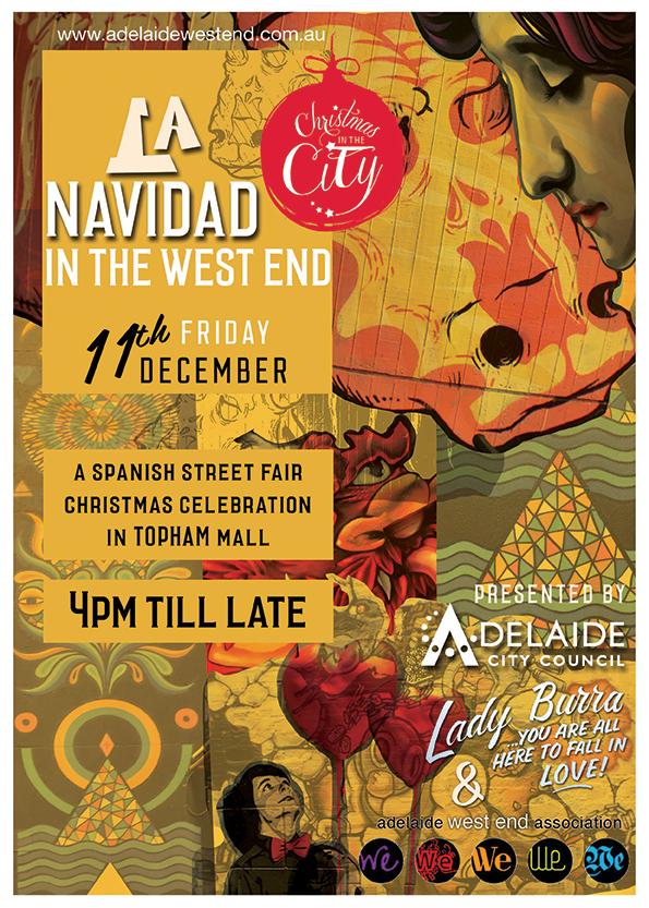La Navidad in the West End