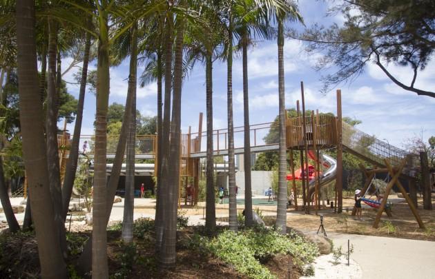 Adelaide Zoo Nature's Playground-Photo by Dave Mattner