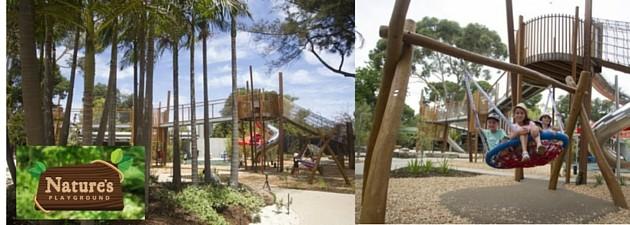 Natures Playground Adelaide Zoo