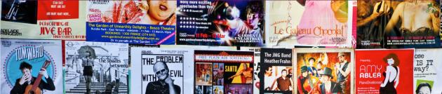 Fringe posters 2016