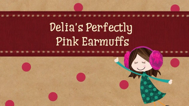 Delia's Perfectly Pink Earmuffs