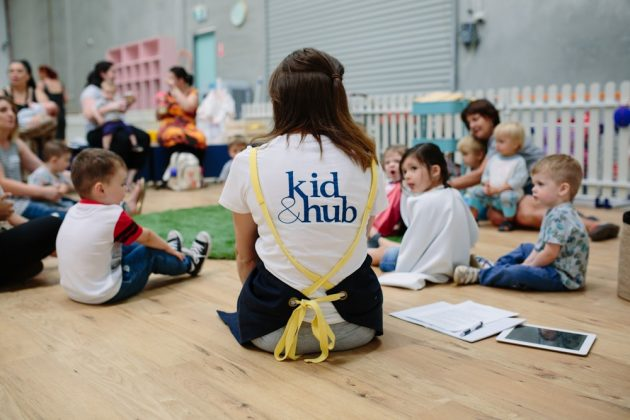 Kid & Hub activities