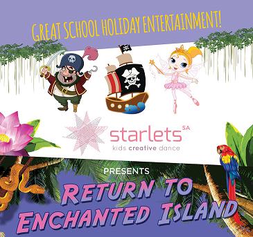 Starlets SA Enchanted Island