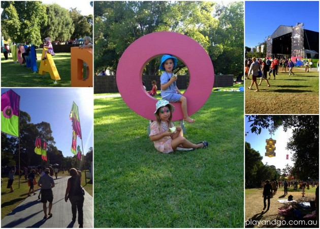 We love living in Adelaide because of Womad