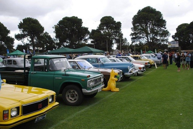 cars of aus day