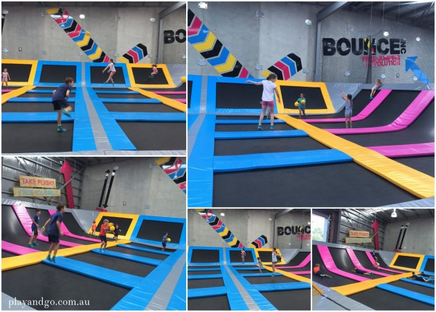 Bounce Inc Kids Party Review - February 2016