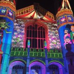 Fringe Illuminations 2016 Bonython Hall