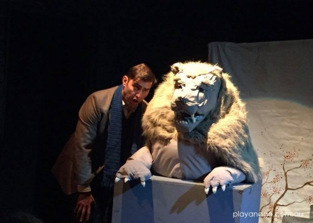 The Stone Lion fringe review 2016 (1)