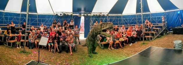 Photo by 'Dinosaur Time Machine' at the show attended by Play and Go