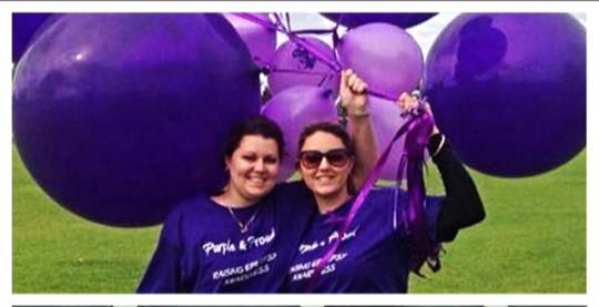 purple famliy fun day
