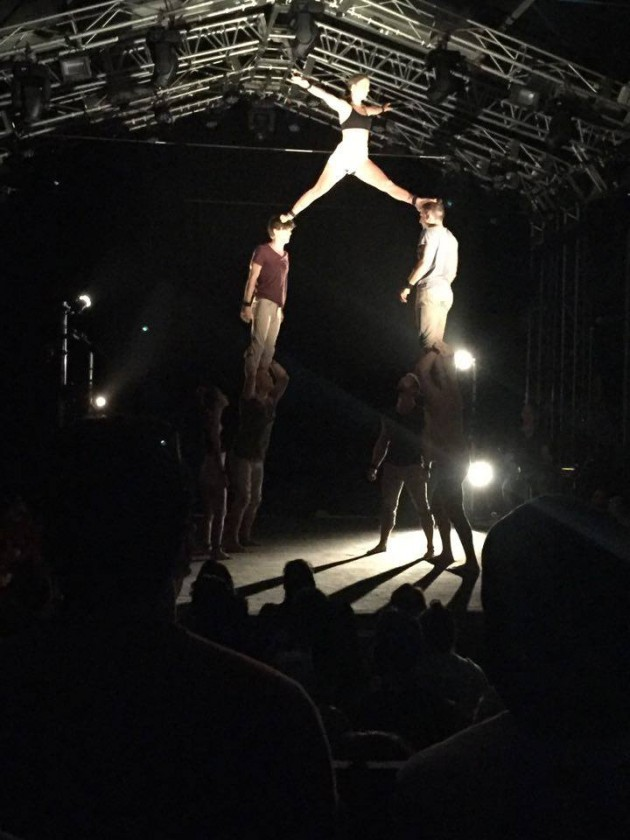 a simple space adelaide fringe 2016