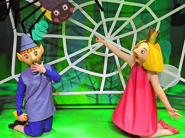 Ben and Holly 01