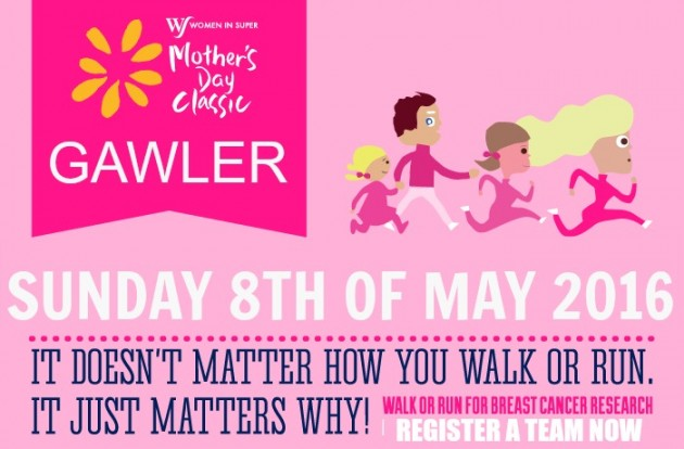 Mothers Day Classic Gawler