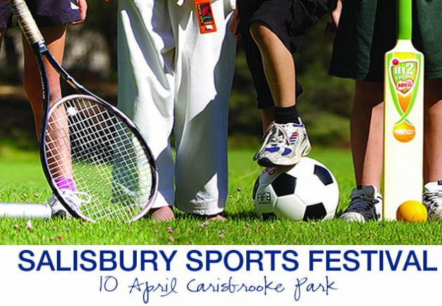 Salisbury sports festival