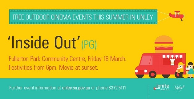 free outdoor cinema