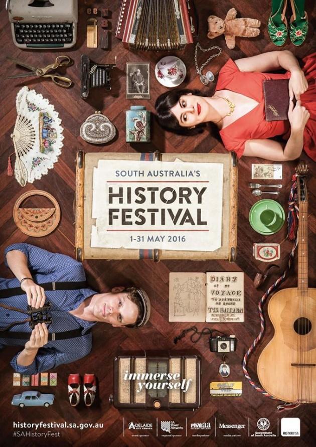 SA History festival