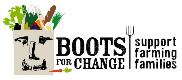 boots for change