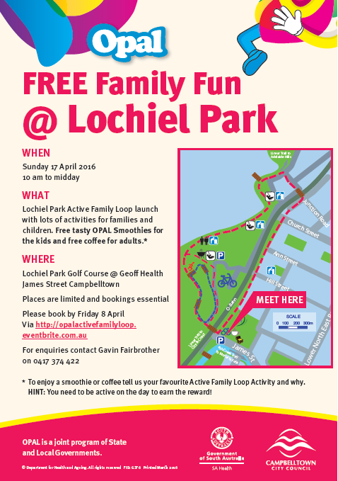 Lochial Family Loop Launch