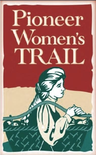 pioneer women's trail walk