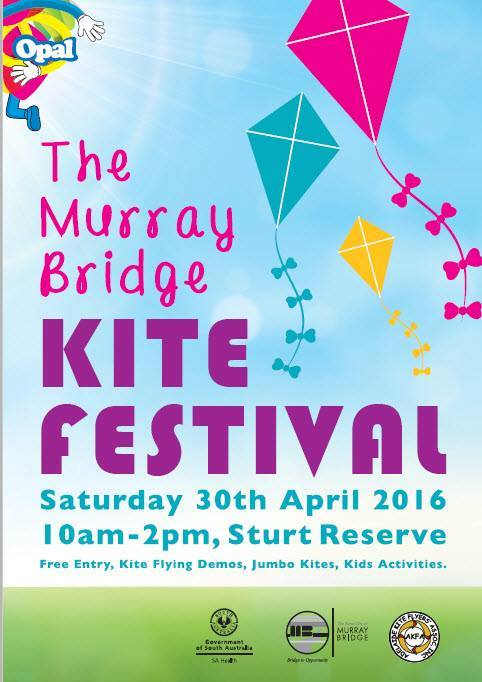 murray bridge kite festival
