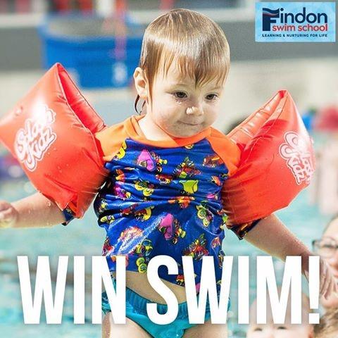 FINDON SWIMMING SCHOOL WIN SWIM