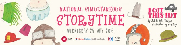 national simultaneous story time