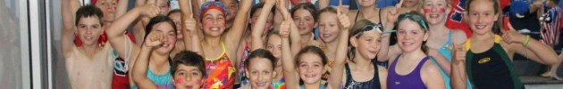Norwood swimming squad