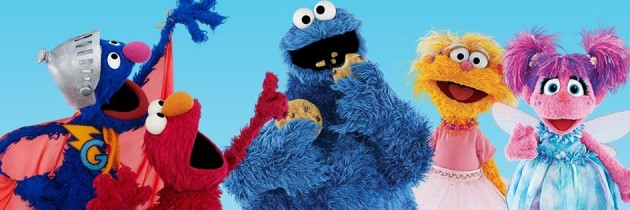 Elmo's Super Fun Hero Show