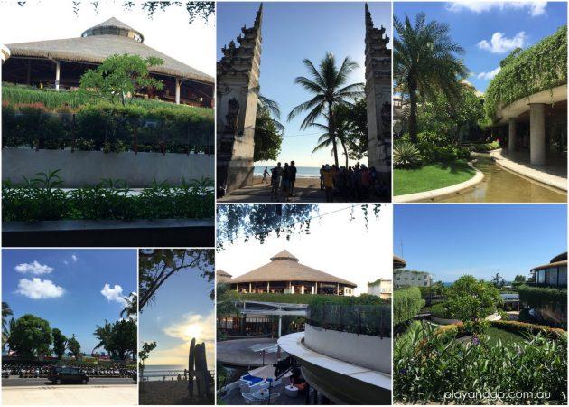 Bali Beachwalk Mall Shopping Centre Kuta