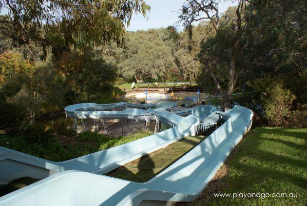 Greenhills Adventure Park slide