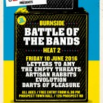 Heat Two Burnside Battle of The Bands