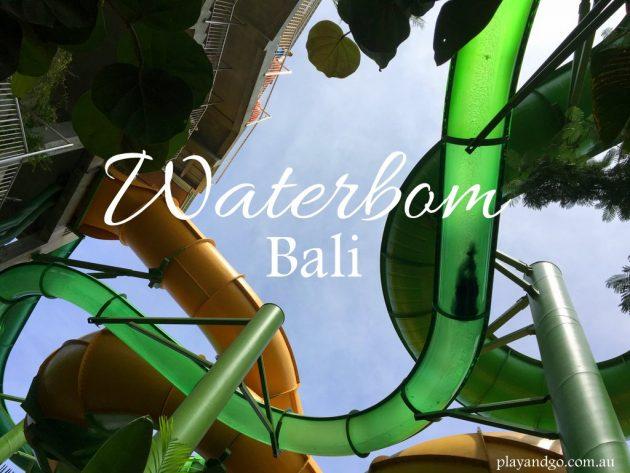 Waterbom Bali