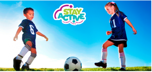 Stay Active Soccer Camp