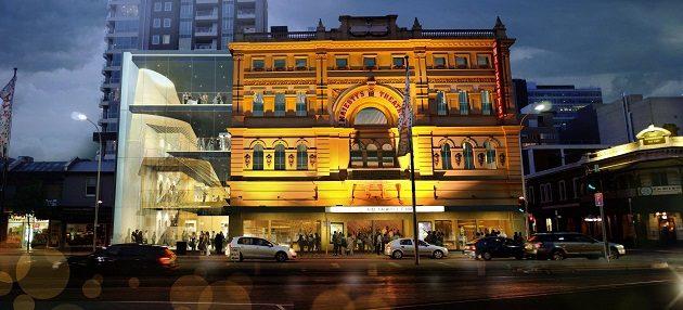 majestys theatre